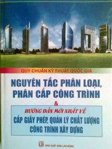 nguyên tắc phân loại công trình xây dựng