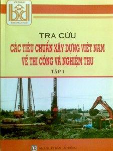 tra cứu tiêu chuẩn xây dựng