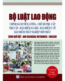 luật lao động song ngữ 2013