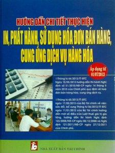 hướng dẫn in hóa đơn 2013