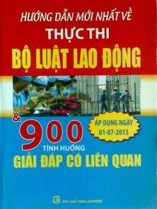 HƯỚNG DẪN THI HÀNH LUẬT LAO ĐỘNG 2013-2014