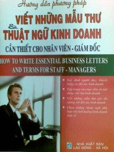 Viết thư thương mại bằng tiếng anh