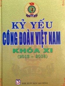 KY YEU CONG DOAN VIET NAM 2013-2018